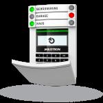 Jablotron BUS-Bedienteil mit LCD Display