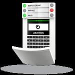 Jablotron Funk-Bedienteil mit LCD Display