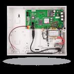 Jablotron Alarmzentrale Bus-Funk_inklusive eingebautem GSMGPRS-Wählgerät mit Sprachmodul