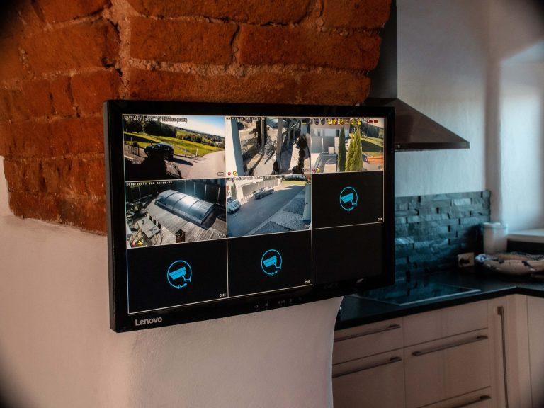 Sehen, was passier: Kameraüberwachung & Kameraüberwachungssysteme